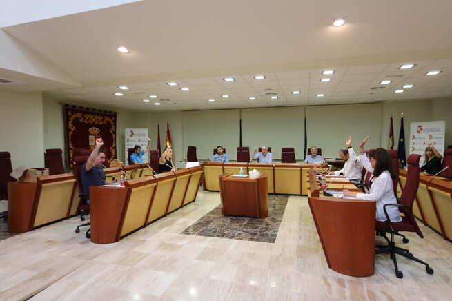 El Pleno del Ayuntamiento de Illescas aprueba la eliminación de tasa de terrazas para 2020