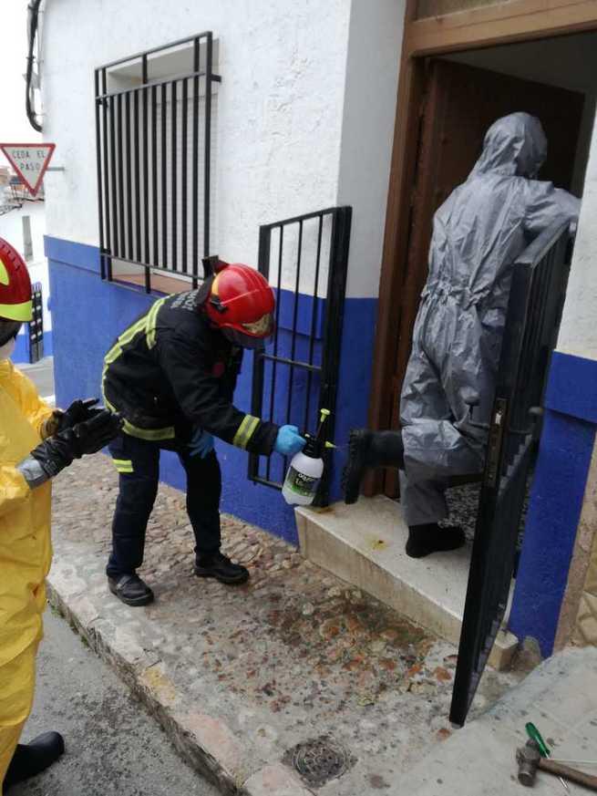 Encuentran a una mujer de 60 años fallecida en el interior de de su vivienda en Campo de Criptana
