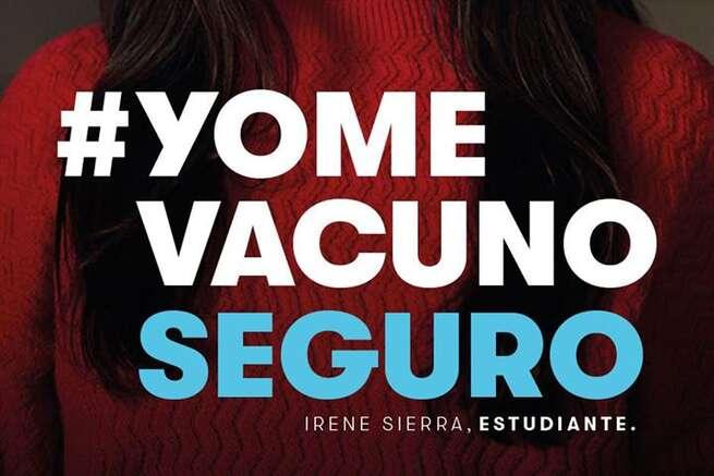 Sanidad lanza una campaña para reforzar la confianza en las vacunas entre los más jóvenes