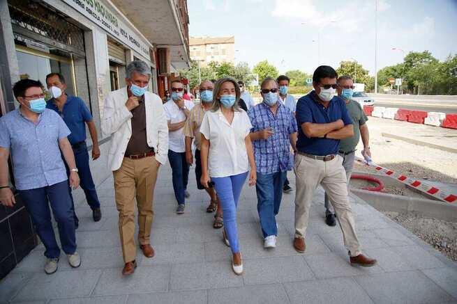 El Ayuntamiento de Toledo licitará de nuevo en septiembre un terreno en el Paseo de la Rosa para viviendas
