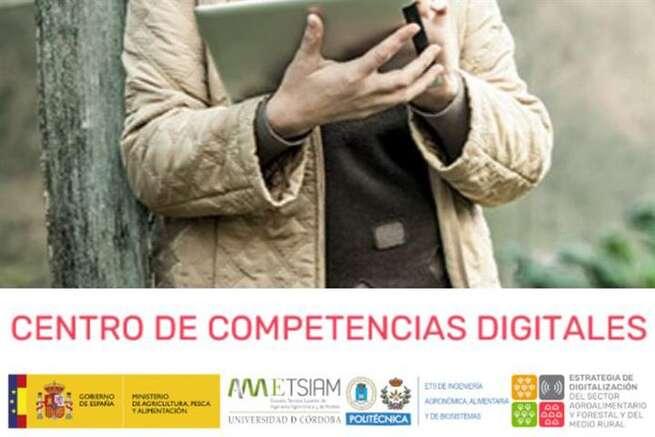 Agricultura, Pesca y Alimentación pone en marcha el Centro de Competencias, con una oferta de 8 cursos de formación digital para 2021