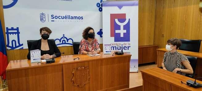 Ayuntamiento de Socuéllamos y Afammer presentan la agenda escolar 'La educación es la vacuna contra la violencia'