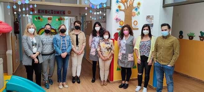 La Ludoteca Municipal de Socuéllamos abre sus puertas en la Escuela Infantil Arco Iris