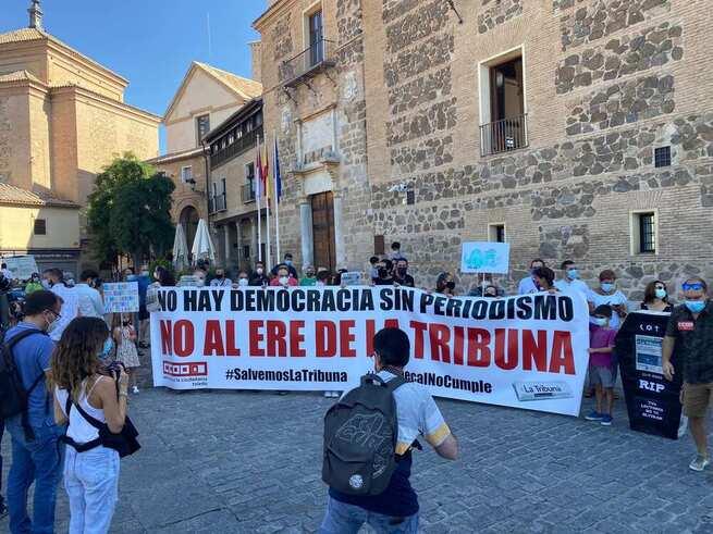 Toledo se vuelca con La Tribuna