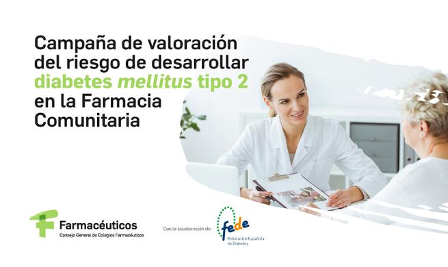 Cerca de 5 millones de españoles en riesgo alto o muy alto de padecer diabetes mellitus tipo 2