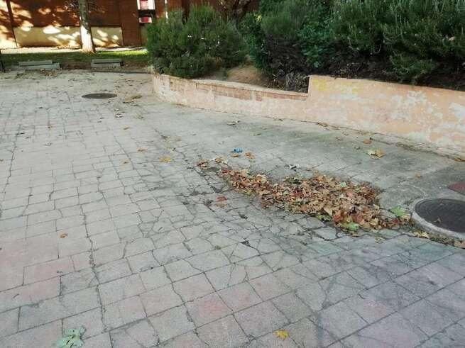 El Plan de Empleo de Guadalajara ejecuta un arreglo integral del parque de la calle Hermanos Fernández Galiano mejorando su accesibilidad