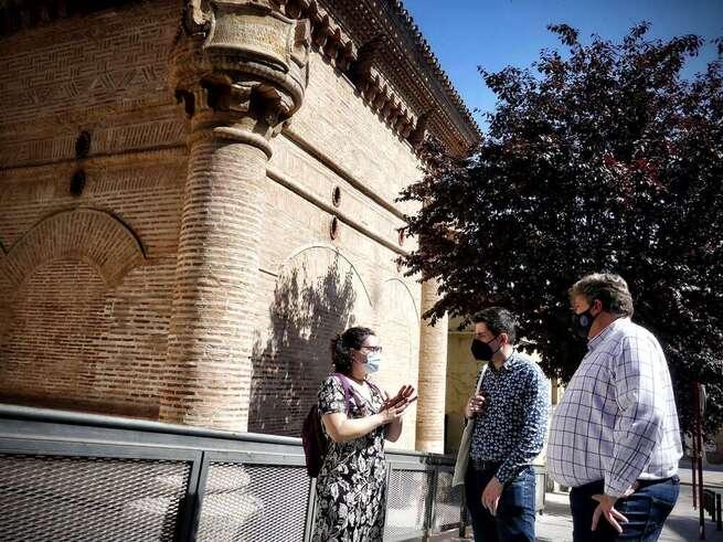 'Actívate en verano' supera el centenar de inscripciones a sus actividades de ejercicio físico y paseos turísticos por Guadalajara