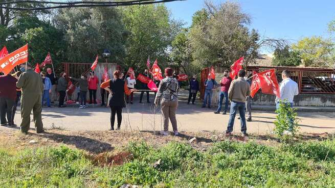 Las limpiadoras del Parque Nacional de Cabañeros secundan de forma unánime la huelga indefinida