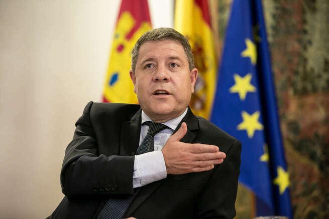 García-Page plantea un acuerdo con el Levante basado en la planificación de las alternativas al trasvase Tajo-Segura