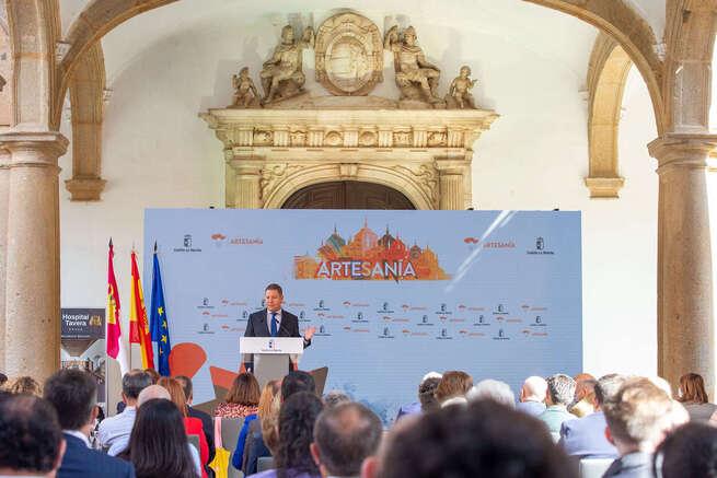 El próximo año sube más de un 6% el presupuesto destinado al fomento de la artesanía en Castilla-La Mancha