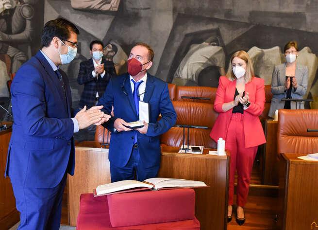 El Pleno de la Diputación de Ciudad Real aprueba actuaciones en obras y financiación para actividades de cultura y deporte por valor de 1'8 millones