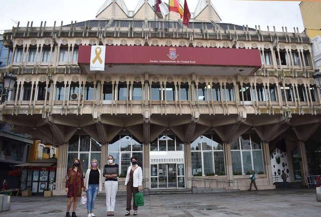 El Ayuntamiento de Ciudad Real muestra su apoyo a AFANION