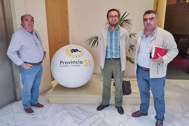 Mestanza y Brazatortas, entre los 78 municipios de la plataforma interprovincial 'PROVINCIA 51' contra la despoblación