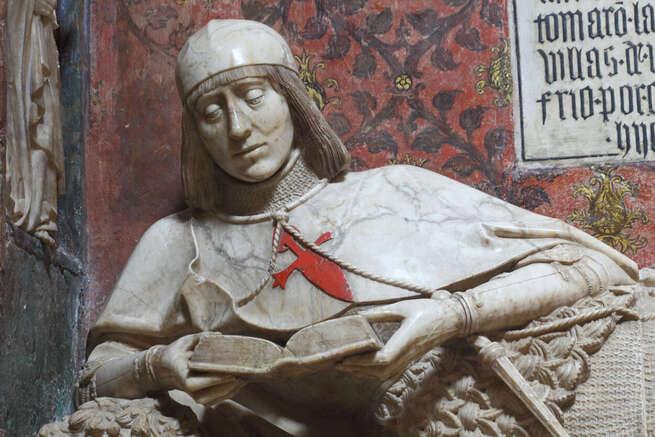 ¿Qué lee el Doncel de Sigüenza?