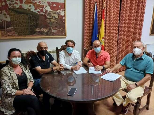 El Ayuntamiento de Moral apoya a los equipos y deportistas locales con más de 27.000 € para convenios y ayudas específicas