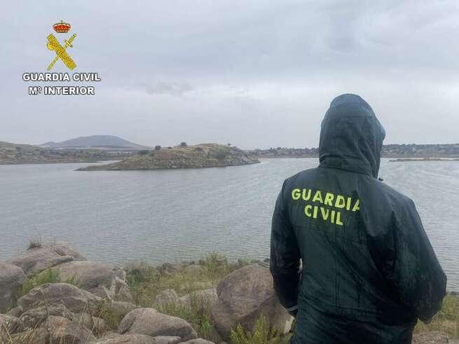 Aparece fallecido el hombre al que estaban buscando desde el lunes en el pantano del Guajaraz en Argés (Toledo)