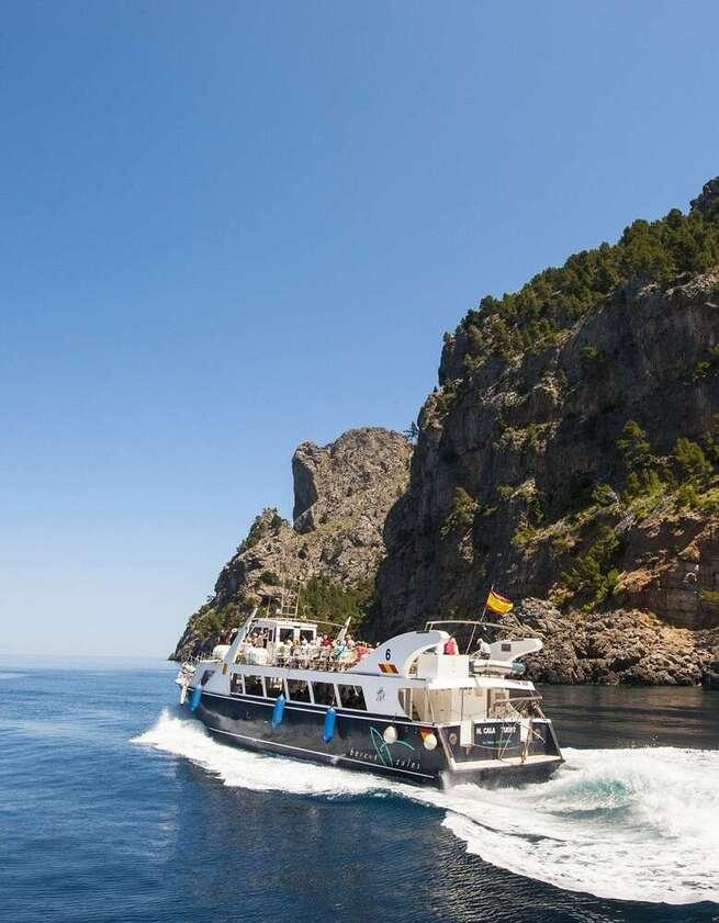 Viaja cómodamente en ferry