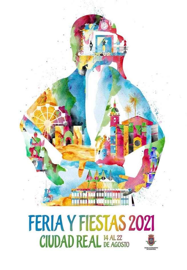 Convocado en Ciudad Real el concurso de carteles para las fiestas de 2022