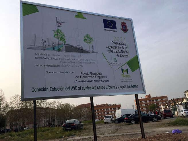 Las actuaciones urbanísticas de la EDUSI  en el Barrio del Pilar condicionarán el tráfico en la zona