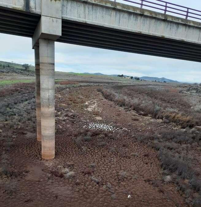 El suministro de agua a Corral continúa en una situación crítica a consecuencia de la sequía que padecemos