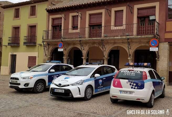 Denunciada una fiesta en La Solana con más de 6 personas que además no colaboraron a la labor policial