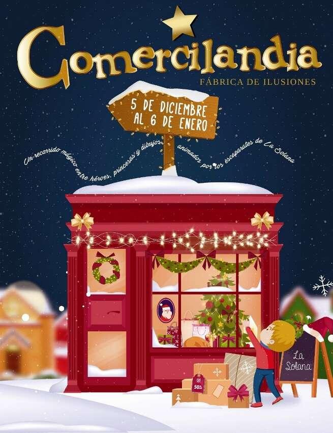 'Comercilandia' tendrá continuidad en La Solana tras el beneplácito de comerciantes y público