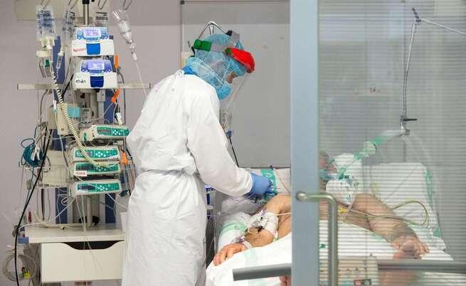 Castilla-La Mancha ya tiene menos de 200 hospitalizados por COVID-19