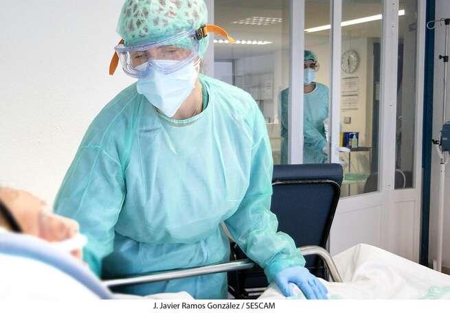 Los hospitales de Cuenca y Guadalajara ya no tienen pacientes COVID en sus UCI