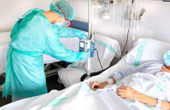 Castilla-La Mancha confirma 2.030 nuevos casos por infección de coronavirus
