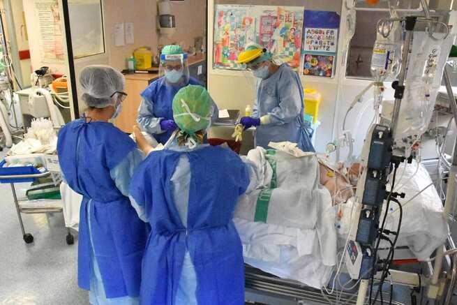 Castilla-La Mancha registra 2.026 nuevos casos de coronavirus en este fin de semana