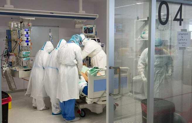 Continúa la disminución de las hospitalizaciones de pacientes con Coronavirus en Castilla-La Mancha