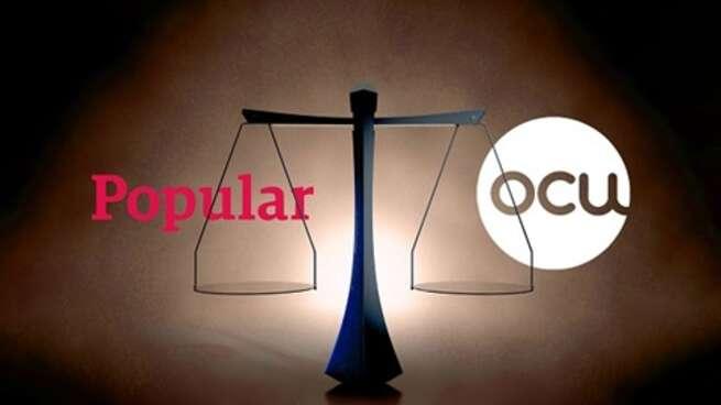 OCU defiende a los afectados del Banco Popular ante el Tribunal General de la Unión Europea
