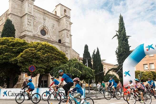 Guadalajara celebrará el Día de la Bicicleta enmarcado en la Semana Europea de la Movilidad