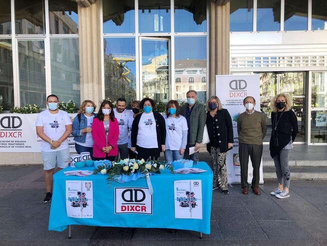 Ciudad Real conmemora el Día Internacional de la Dislexia