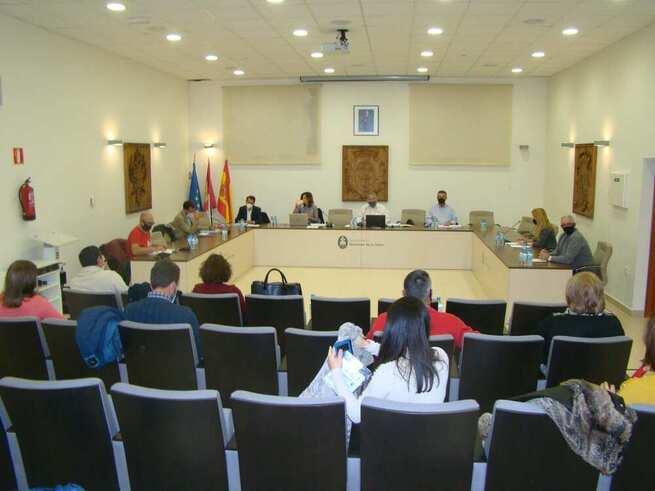 Quintanar celebra un Pleno Ordinario intenso y con reproches por parte de los grupos políticos