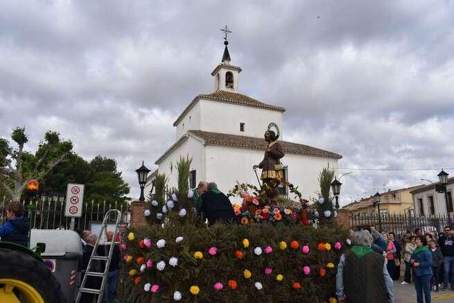 El Ayuntamiento y la Asociación Cultural de san Isidro Labrador de Socuéllamos anuncian la cancelación de la Romería 2021