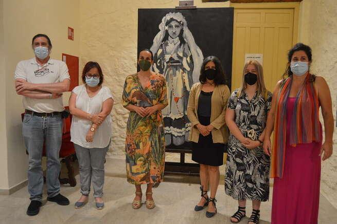 El Museo Elisa Cendrero de Ciudad Real acoge desde hoy la exposición de Adela Camacho