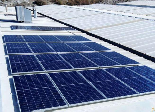 Licitadas obras de instalaciones solares fotovoltaicas en once municipios de Ciudad Real por valor de 1.096.000 euros