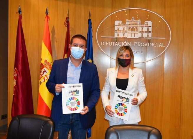 Las ayudas 'Agenda 2030 Municipal' de la Diputación de Albacete suponen una inversión de casi 176.000€ en la provincia que llegará a los 50 Ayuntamientos que las han solicitado