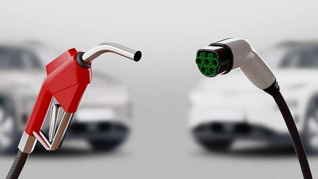 Cargar un automóvil eléctrico cuesta ahora 257 euros más al año que en 2020