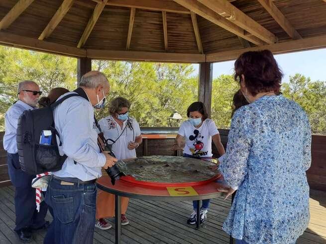 Entreparques se posiciona como destino de naturaleza y muestra los encantos del territorio a periodistas especializados en turismo