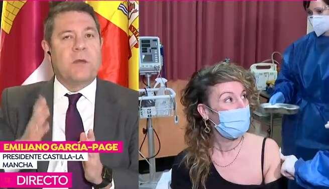 García-Page indica que sería necesario un Comité de Emergencia nacional para coordinar las CCAA