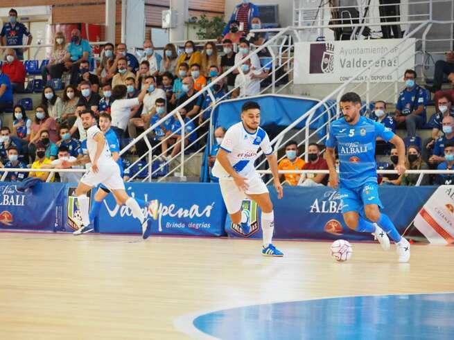Manzanares vende cara su derrota en la Copa Diputación