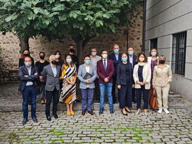 El Ayuntamiento de Toledo y la UCLM, junto a la Escuela de Traductores, impulsan un congreso de traducción medieval para primavera
