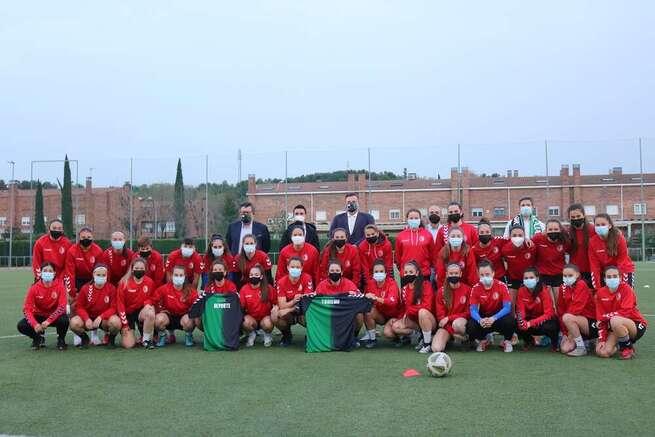 El Ayuntamiento y el Club Deportivo Dínamo Guadalajara trabajarán juntos para difundir la oferta turística de la ciudad