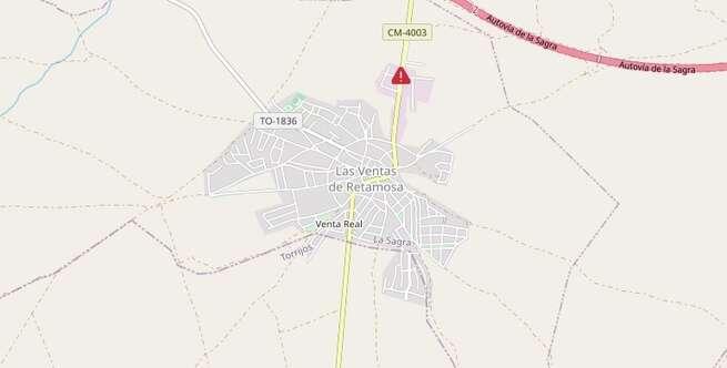 Dos personas heridas tras una explosión en el horno de una fabrica de metales en Las Ventas de Retamosa (Toledo)