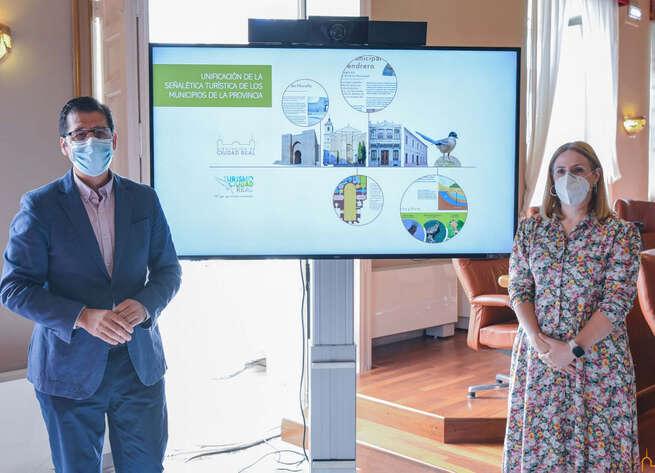 92 municipios de la provincia de Ciudad Real se suman al proyecto de unificación de la señalización de recursos turísticos