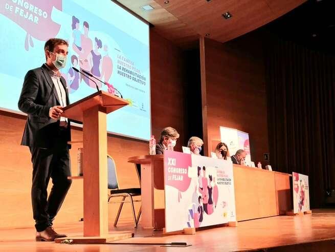 El Consistorio respalda el Congreso Nacional de la Federación de Jugadores de Azar Rehabilitados que se desarrolla en Toledo
