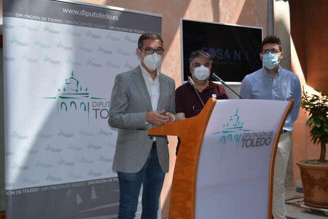 La Diputación de Toledo financia el documental sobre los trabajos de exhumación de la fosa nº1 de Menasalbas