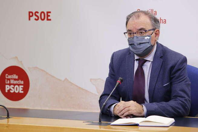 Mora recuerda al PP que votó una rebaja de impuestos en las Cortes de CLM a iniciativa de Page